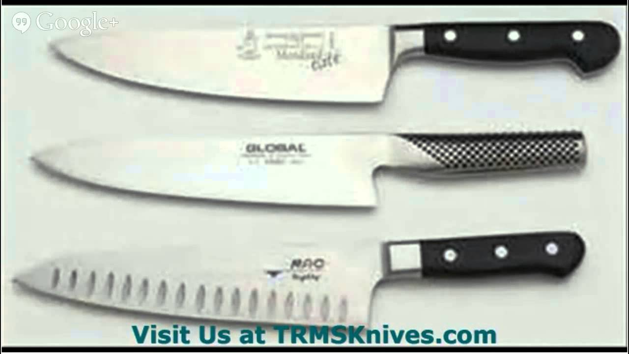 chefs knife best chef knife for your pro or home kitchen collection chefs knife youtube. Black Bedroom Furniture Sets. Home Design Ideas