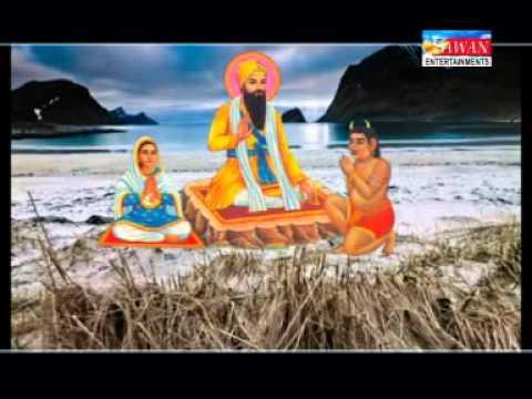 Sarwan Cheema  Holian Ch Mela( Baba Wadbhag Singh) Lyrics Sanjeev Sony & Satta Kotli Wala video