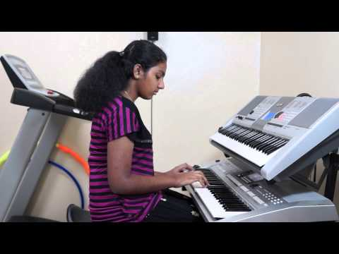 Jane Kahan Gaye Woh Din (mera Naam Joker) On Keyboard By Vany Vinayakumar (instrumental) video