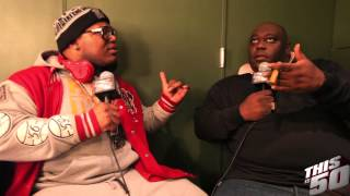 Faizon Love on Bebe's Kids; Getting Booed; Hollywood