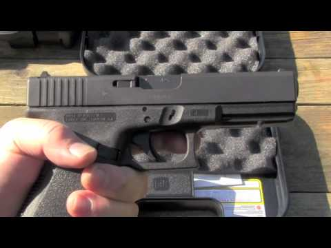 Shooting the 10mm Glock 20SF.mov