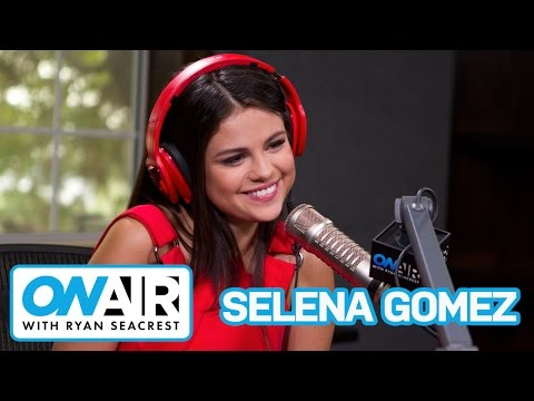 "Selena Gomez Talks ""Revival"" Cover Art, Secret Event  | On Air with Ryan Seacrest"