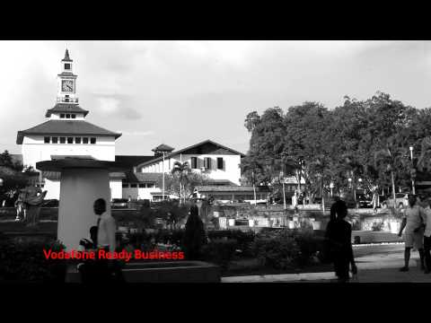 Vodafone Business Solutions Partners University of Ghana