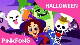 Guess Who? | Canciones de Halloween | PINKFONG Canciones Infantiles