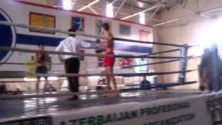 Tosif Rehimov MMA Profesinal Fighter