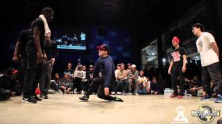 PHASE T vs LIONZ OF ZION (HIP OPSESSION 9) WWW.BBOYWORLD.COM