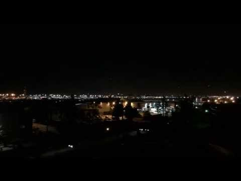 Time Lapse Los Angeles International Airport (LAX)