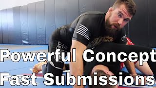Is Position Before Submission In BJJ A Myth ?
