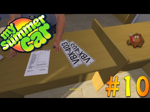 My Summer Car - WE'RE LEGAL!! #10