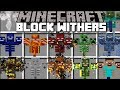 Lagu Minecraft BLOCK WITHER MOD  FIGHT THROUGH THE STORM OF WITHERS AND SURVIVE!! Minecraft