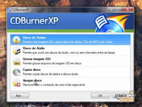 Fazendo cópias de CDs ou DVDs - www.guiadoleigo.com.br