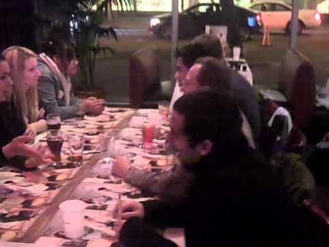 Maryanne Hosts Speed Dating For Paramount Pictures And Perfect Match Dot Com 1 video