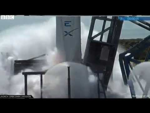 SpaceX rocket lifts off from Florida