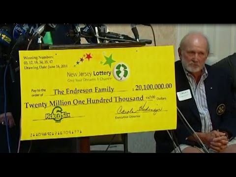 Big family hit by Sandy to share lottery winnings