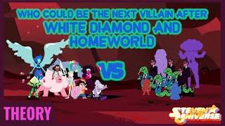 "Steven Universe Theory - What Villain Could Follow White Diamond? | Theory ""Thursday"""
