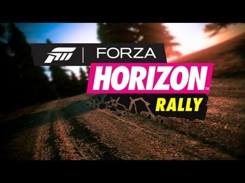 Forza Horizon Rally Expansion Pack DLC First Drive!!!