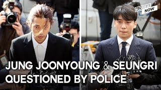 Jung Joon-young & Big Bang's Seungri appeared before police over sex videos, Man Booker Prize