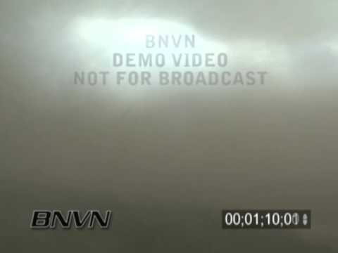 5/16/2007 Frontier County, NE dust storm video