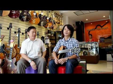 รีวิว Peerless Guitar รุ่น Martin Taylor signature By Acousticthai.Net