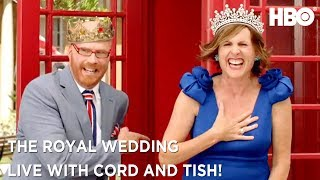 The Royal Wedding Live with Cord & Tish Ft. Will Ferrell & Molly Shannon   HBO