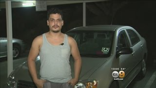 Uber Driver Speaks Out After Being Assaulted By Intoxicated Passenger