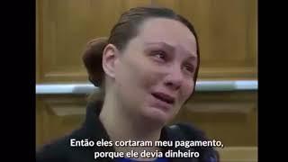 Juiz americano surpreende mulher com resultado do julgamento