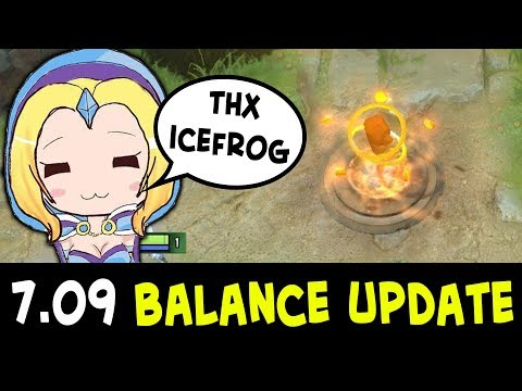7.09 BALANCE UPDATE — most important changes