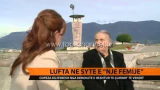 Lufta në sytë e një fëmije - Top Channel Albania - News - Lajme