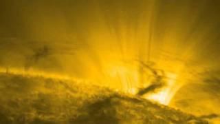 Plasma-Tornados wüten auf der Oberfläche der Sonne