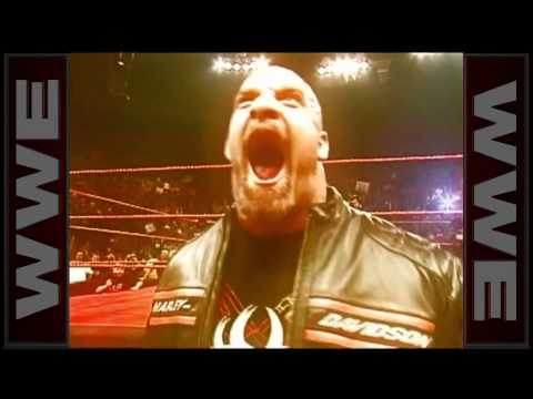 Goldberg Theme Song Titantron WWE