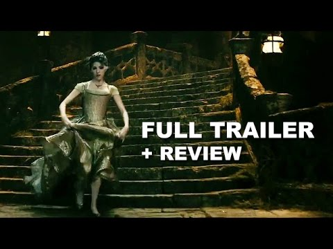 Into the Woods Official Teaser Trailer + Trailer Review - Disney 2014 : Beyond The Trailer