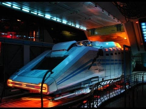 Star Tours Ride