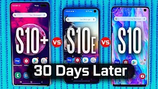 What's the Best Samsung S10? One month Later.