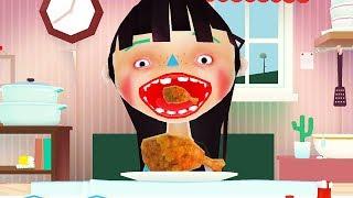 Nấu Món Đùi Gà Chiên Và Sinh Tố Thập Cẩm – Toca Kitchen 2 - Game Nấu Ăn Vui Nhộn