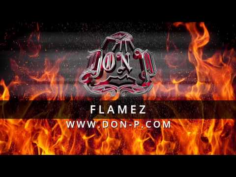 DON P - Flamez instrumental (Rap hip-hop beat, R&B, RnB, nice melody, piano,