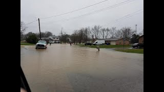 Flooding in Knoxville