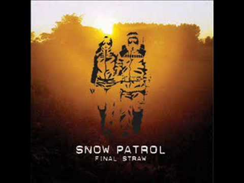 Snow Patrol - Half The Fun