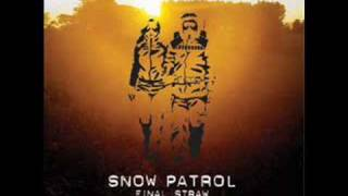 Watch Snow Patrol Half The Fun uk Bonus Track video