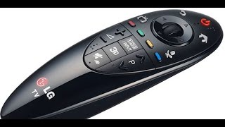 Как разобрать и собрать пульт LG Magic Remote