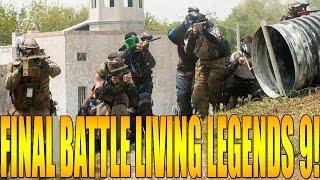 FINAL BATTLE AT LIVING LEGENDS 9!!!