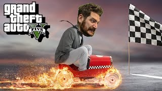 Race to Obscurity - GTA 5 Gameplay