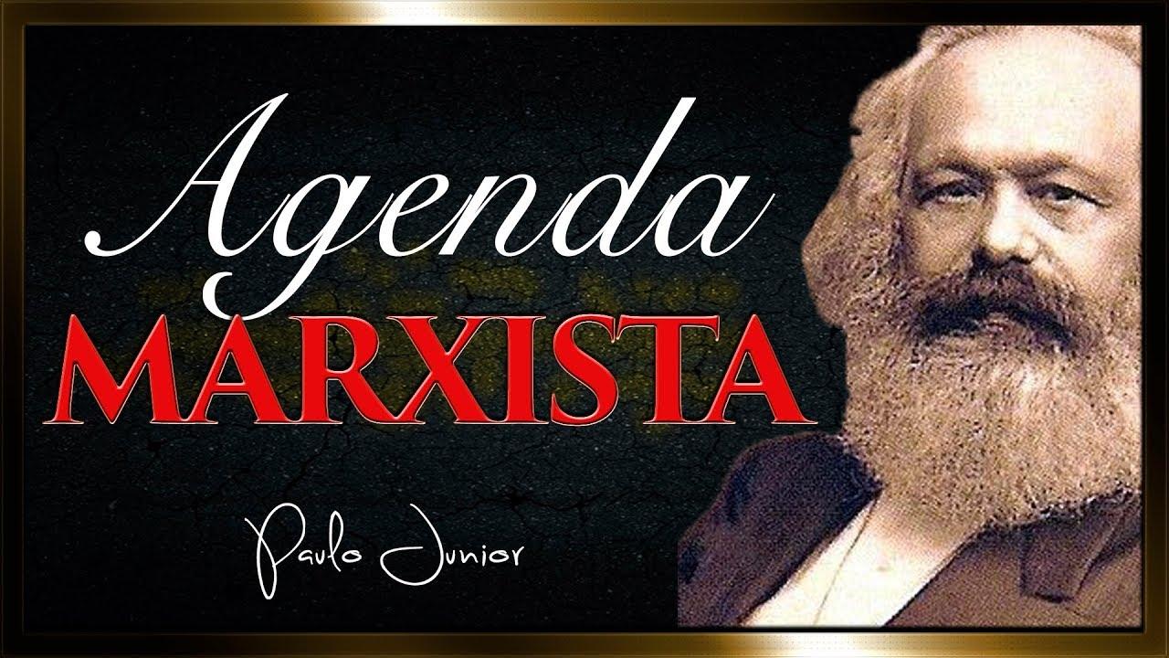 Agenda Marxista - Paulo Junior