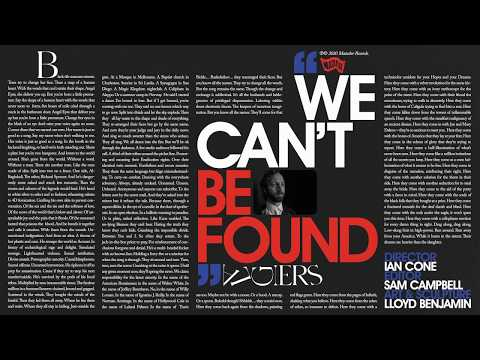 """Algiers - """"We Can't Be Found"""" (Official Music Video)"""