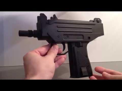 UZI / Mac 10 / MP900 AEG - Softair Review / Deutsch / HD