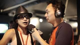 JAVA ROCKIN LAND 2010 - ANDY RIF INTERVIEW