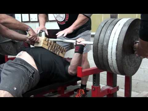 POWERLIFTING TRAINING SESSIONS: MONSTER GARAGE GYM Image 1
