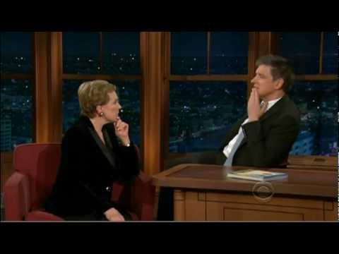 Craig Ferguson Late Late Show Julie Andrews PT2.