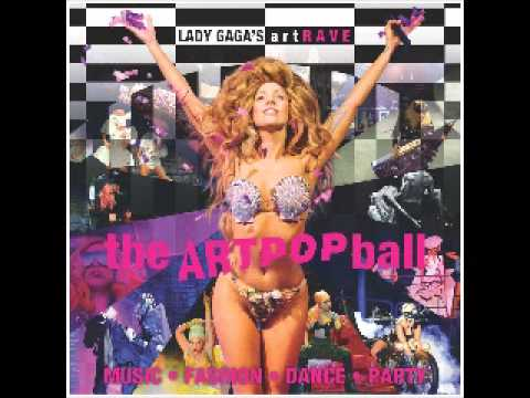 Lady Gaga - artRave: The ARTPOP Ball Tour - 17 Sexxx Dreams