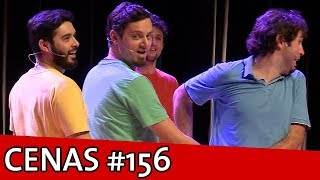 CENAS IMPROVÁVEIS #156