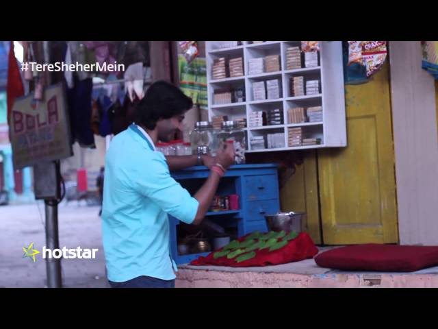 Tere Sheher Mein: Mantu welcomes Amaya to Banaras!